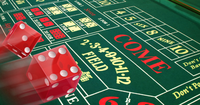 Craps Gameplay USA