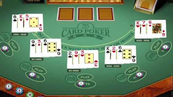 3-Card Poker USA
