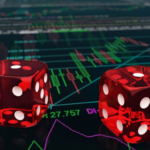 A Picture of US Gambling Dice