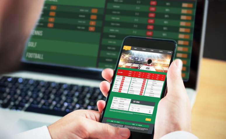Smartphones Gambling